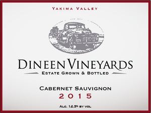 Dineen Vineyards Cabernet Sauvignon 2015