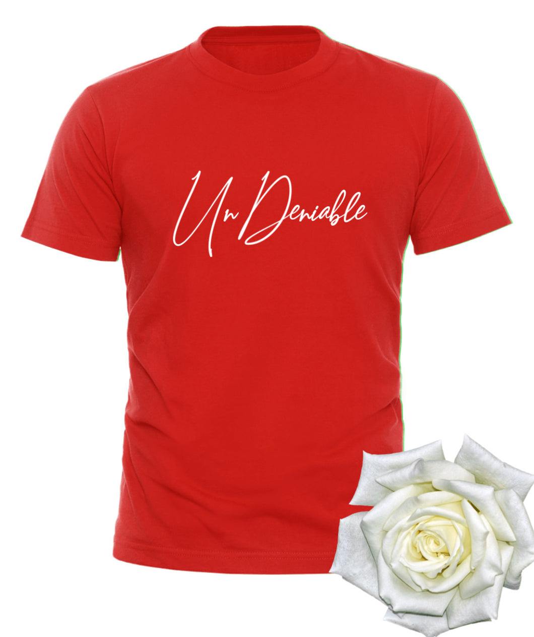 Red Original UnDeniable Tee