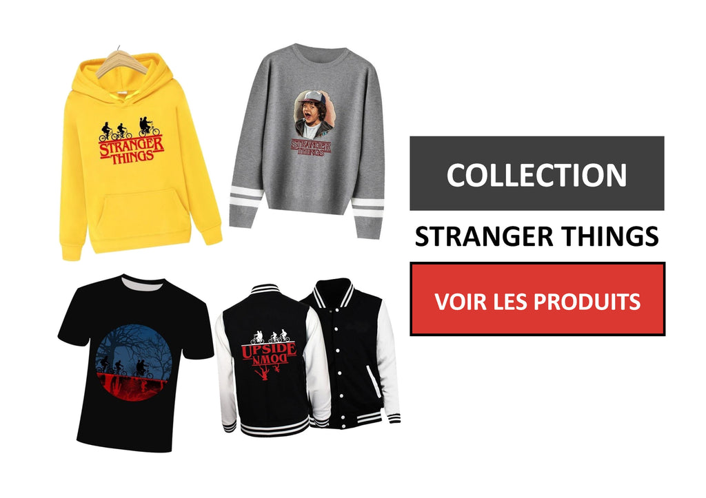 Collection Stranger Things