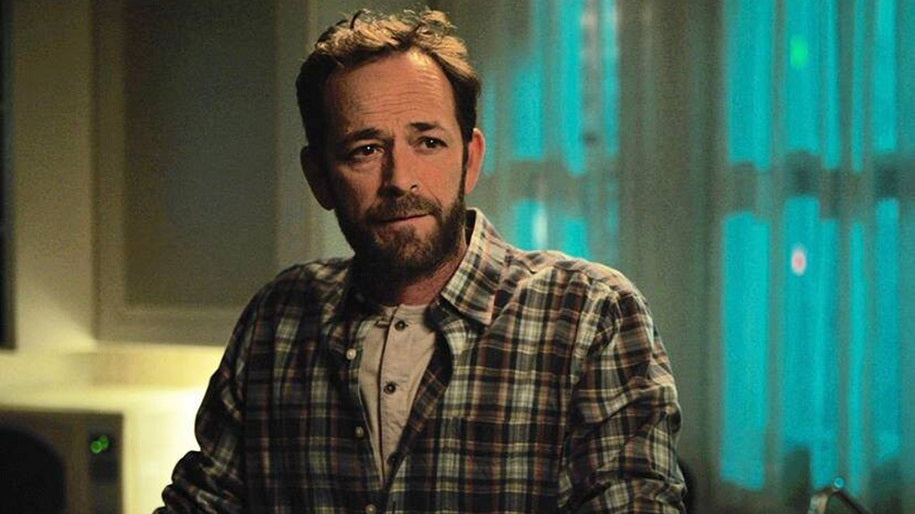 Luke Perry photo