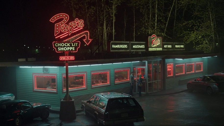 Pop's Chock'Lit Shoppe  Riverdale