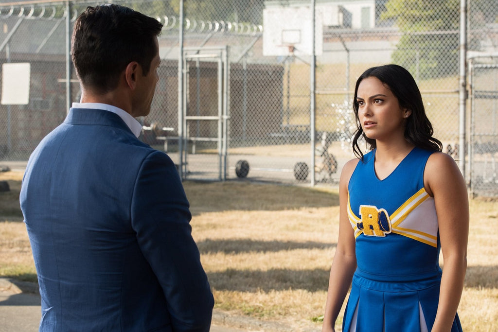 Veronica Lodge et Hiram Riverdale