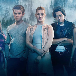 Riverdale personnages Archie Betty Jughead