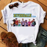 T-Shirt Riverdale Bande Dessinée