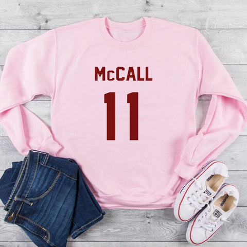 Pull Teen Wolf McCall 11 Rose