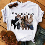 T-Shirt Riverdale Friends