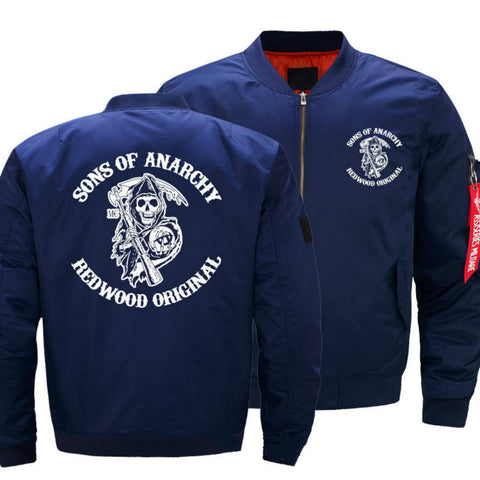 Veste Sons of Anarchy Bleue - NAVY / 5XL / Sons of Anarchy