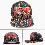 Casquette Stranger Things Dessins