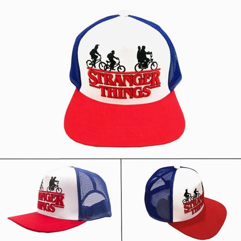 Casquette Stranger Things Logo