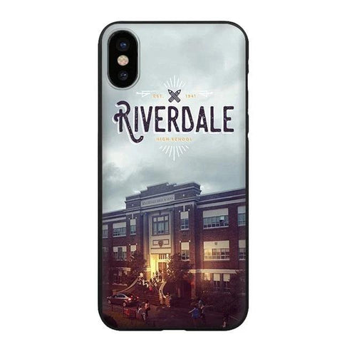Coque iPhone Riverdale High School
