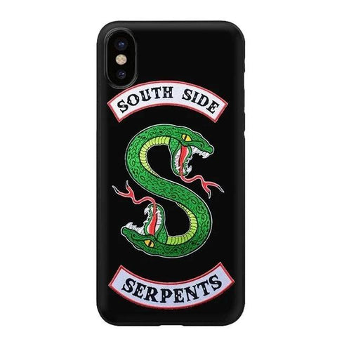 Coque iPhone Riverdale South Side Serpents - iPhone XS