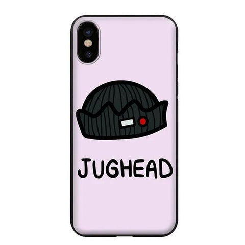 Coque iPhone Riverdale Bonnet Jughead