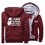Veste Star Wars Stormtrooper - Homme - Bordeaux / M