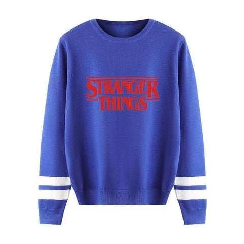 Pull Stranger Things Logo - Unisexe