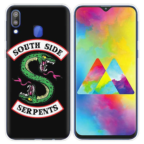 Coque Samsung Riverdale Serpents - Samsung Galaxy S10