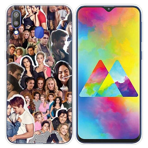Coque Samsung Riverdale Personnages