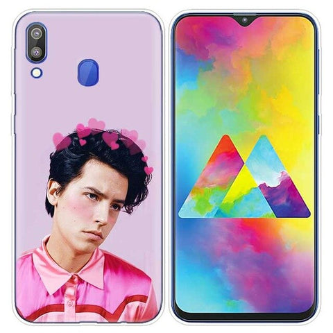 Coque Samsung Riverdale Jughead amoureux - Samsung Galaxy S10