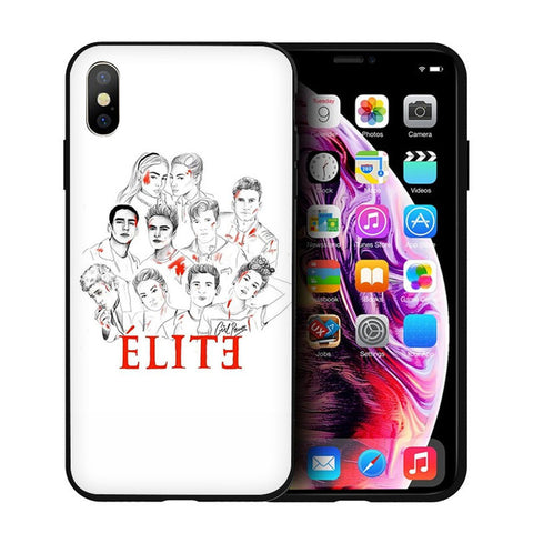 Coque Elite iPhone Dessin