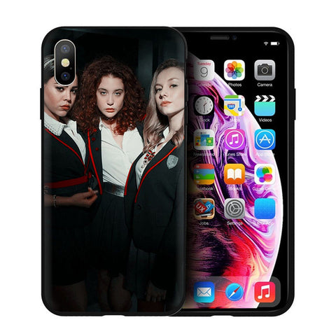 Coque Elite iPhone Lucrecia Marina et Carla - iPhone 5 5s SE