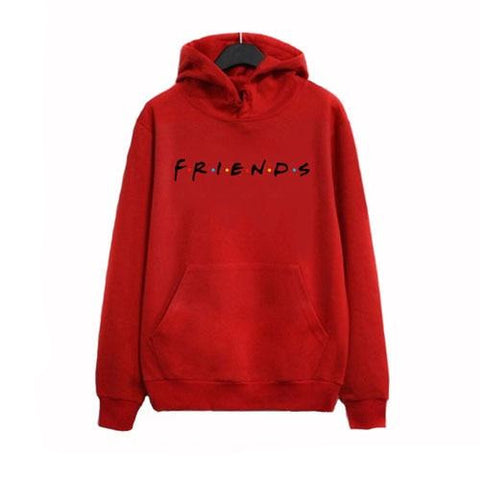 Sweat Friends Rouge - XXL
