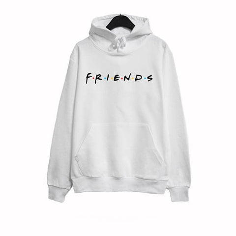 Sweat Friends Blanc - XL