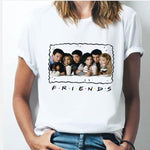 Tee Shirt Friends Personnages - L