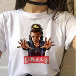 Tee Shirt Stranger Things Eleven Pouvoirs - XXL