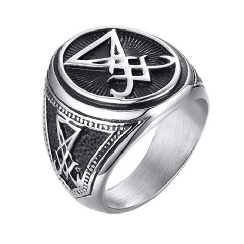 Bague de Lucifer Morningstar