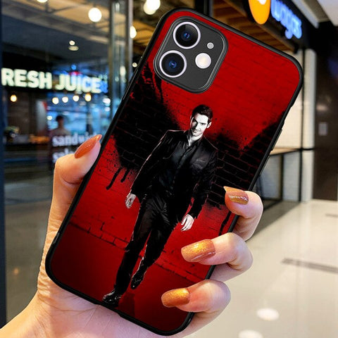 Coque Lucifer iPhone Morningstar - iPhone X / H6111