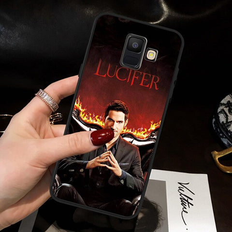 Coque Lucifer Samsung Le Diable - J7 2018