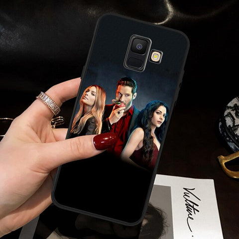 Coque Lucifer Samsung Lucifer & Co - J7 2018