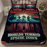 Housse de Couette Stranger Things Upside Down - Color-7 / EU Double (200x200cm