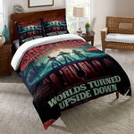 Housse de Couette Stranger Things Upside Down