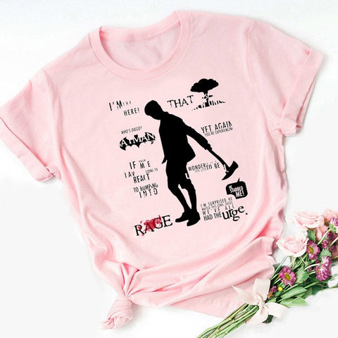 T-shirt The Umbrella Academy Expressions Rose