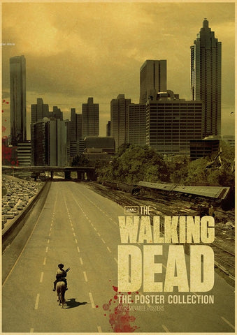 Poster The Walking Dead Saison 1 - 30x21 cm