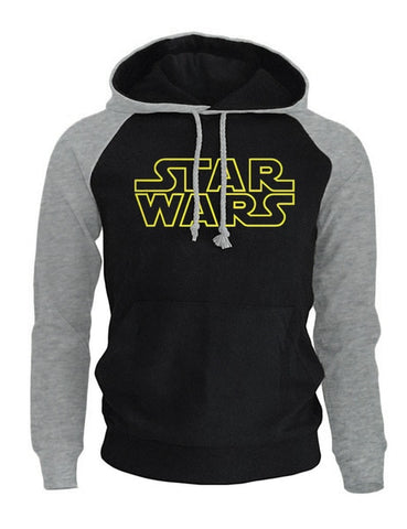 Sweat à capuche Star Wars Logo - Homme