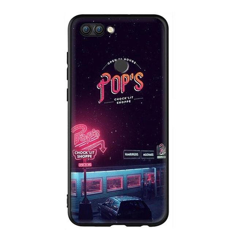 Coque Huawei Riverdale Pop's Chock'Lit Shoppe - Y7 prime 2018