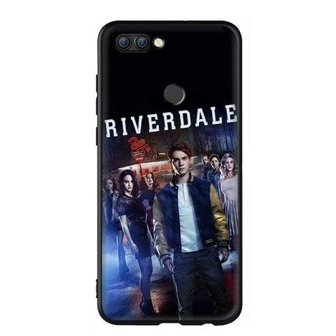 Coque Huawei Riverdale Personnages
