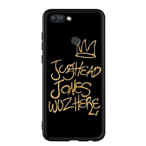 Coque Huawei Riverdale Jughead Jones wuz here
