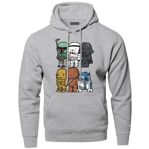 Sweat Dessin Star Wars - Homme