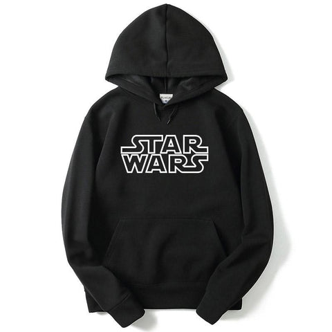 Sweat Star Wars Logo - Homme