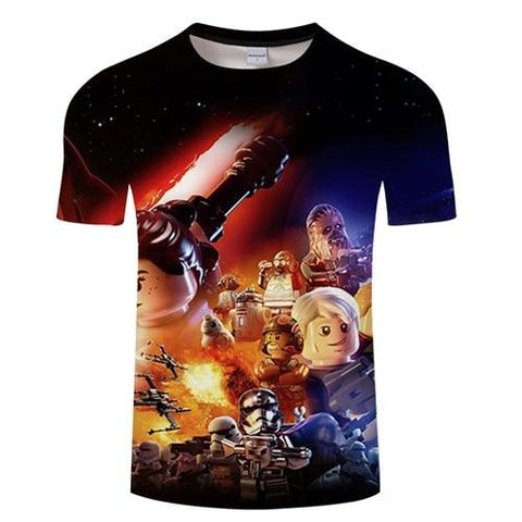 T-Shirt Lego Star Wars - Homme - L