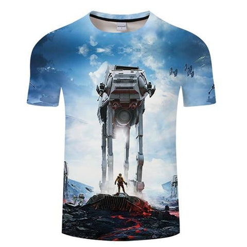 T-Shirt Star Wars TB-TT - Homme - S