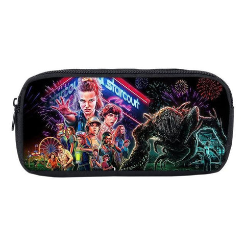 Trousse Stranger Things Affiche Saison 3