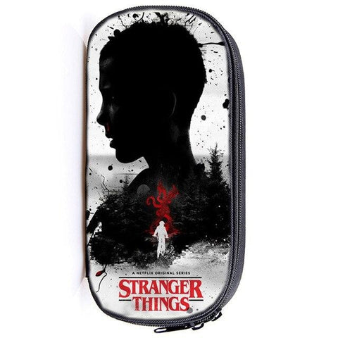 Trousse Stranger Things Eleven noir