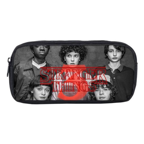 Trousse Stranger Things Enfants dHawkins