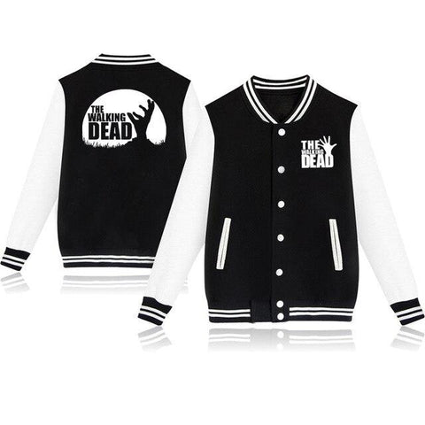 Veste Teddy The Walking Dead Main - M