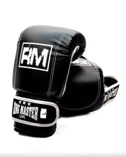 RingMaster Sports Bag Mitts Synthetic Leather Black Image 5