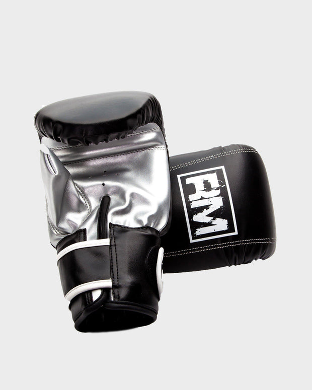 RingMaster Sports Bag Mitts Synthetic Leather Black Image 1