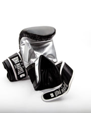 RingMaster Sports Bag Mitts Synthetic Leather Black Image 4